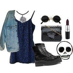 """ill never be the same again"" by muhshells on Polyvore"