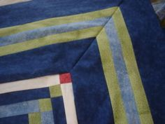 How to sew a mitred quilt border.  Hmmm.  Maybe I can do this.