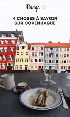 Budget : 4 choses à savoir sur Copenhague, un billet sur le blogue Eille la cheap! #voyage #Danemark