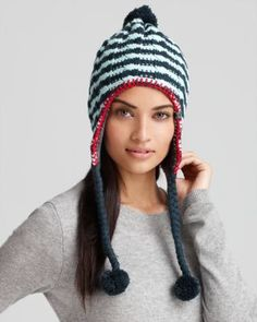 THE NORTH FACE W FUZZY EARFLAP BEANIE d208545360