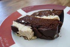 Chocolate-Coconut-Cream Cheese Layer Cake