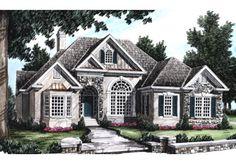 Salem - Home Plans and House Plans by Frank Betz Associates