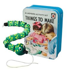 "Ladybird ""Things to Make"" Activity Kit for kids"