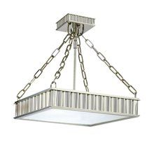 View the Hudson Valley Lighting 933 Three Light Semi Flush Ceiling Fixture from the Middlebury Collection at LightingDirect.com.