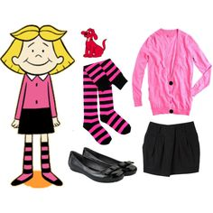 A fashion look from September 2009 featuring Vanessa Bruno mini skirts. Browse and shop related looks. Book Costumes, Teacher Costumes, Book Week Costume, Diy Costumes, Halloween Costumes, Costume Ideas, Book Characters Dress Up, Character Dress Up, Storybook Character Costumes