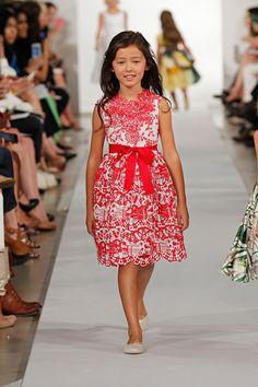 oscar de la renta Fashion Parade - Spring/Summer 2013