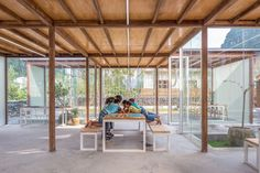 Gallery of The South Yard / Advanced Architecture Lab + Atelier UPA - 2