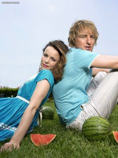 Rachel McAdams and Owen Wilson | Celebrities | Pinterest