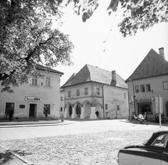 Bardejov Old Photographs, Mansions, House Styles, Home Decor, Decoration Home, Manor Houses, Room Decor, Villas, Old Photos