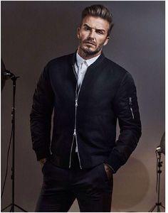 David Beckham damn that stare