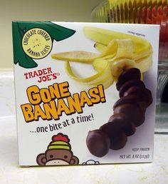 What's Good at Trader Joe's?: Trader Joe's Gone Bananas!