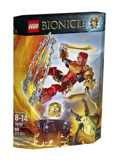 LEGO 70787 Bionicle Tahu Master of Fire