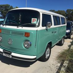 Volkswagen Bus, Vw Camper, Campers, Vw Classic, Custom Clothes, Paint, Things To Sell, Flowers, Color