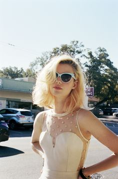The Spring Lookbook / Photography by Kathy Lo #urbanoutfitters