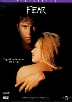 Fear -- Mark Wahlberg, Reese Witherspoon and Alyssa Milano star in this riveting suspense-thriller about a passionate romance that transforms into a nightmarish obsession.♥♥♥