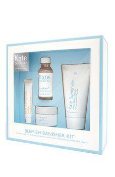 Kate Somerville Blemish Banisher 4 Piece Skincare Set Skin
