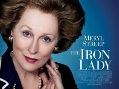 The Iron Lady, her inauguration speech was impressive.
