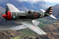 Lavochkin La-9 Лавочкин Ла-9  Gavin Conroy
