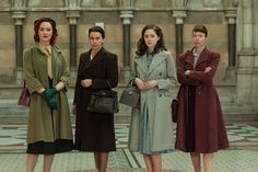 The Bletchley Circle. I jus started this and it is amazing... a BBC period crime drama. All of my favourite things.