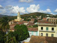 Casario de Trinidad, Cuba