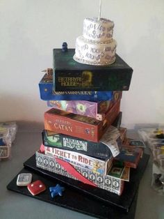 I want to know more about this board game cake!! | BoardGameGeek | BoardGameGeek
