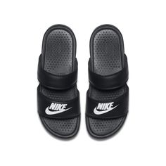 a5add63a4 Nike Benassi Duo Ultra Women s Slide Size 12 (Black)