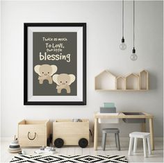 Personalized Nursery Room Decoration. Ideas For Baby Roomsu2026 Twice As Much  To Love, Two Little Blessing.