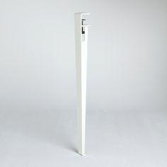Pied de table en pingle 71 cm brut hairpin legs fait for Pied de table original