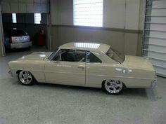 66 Chevy II Nova http://classic-auto-trader.blogspot.com