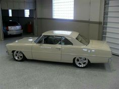 66 Chevy II Nova
