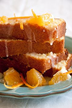 Old-Fashioned Clementine Cake #cake #recipe #baking