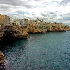 Desire of summer.... https://www.instagram.com/p/BQFxzItg0jj/ #polignanomadeinlove #polignanolovers #weareinpuglia #puglialways #inpuglia365 #sea #sealovers #seascape #clouds #polignanoamare #visitpuglia #visititalia