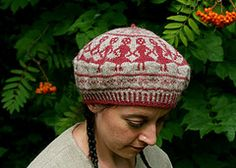 Ravelry: Dollheid pattern by Kate Davies
