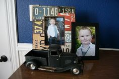 love the frame and truck!