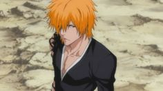 Image shared by ☾。奉迎至我が頁。☼. Find images and videos about anime, bleach and Ichigo on We Heart It - the app to get lost in what you love. Ichigo E Orihime, Bleach Ichigo Bankai, Bleach Manga, Kawaii Chibi, Kawaii Anime, Me Me Me Anime, Anime Love, Tensa Zangetsu, Animated Man