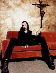 Marilyn Manson | Tarot | Holy Wood | Antichrist Superstar - The NACHTKABARETT