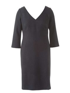 133-122015-B, burda style, Kleid, Nähen