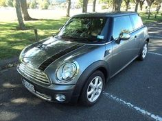 Mini One 2010  Trade Me Chch dealer 26000ks, 1owner manual import $18000