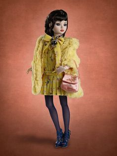 Tonner Ellowyne Wilde San Francisco Chill Fashion Outfit New Sold Out | eBay