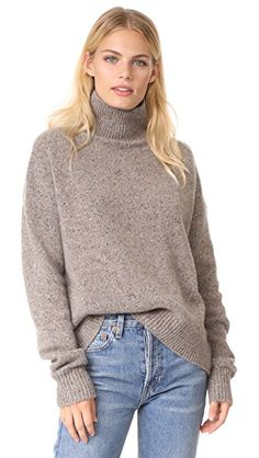 Vince Cashmere Turtleneck Pullover | SHOPBOP Use Code: TREAT20 Extra 20% Off Select Sale Styles