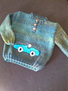 Jersey Jacquard, Children, Kids, Knit Crochet, Knitting, Sweaters, Color Azul, Grande, Babys