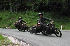 酒 レーサー (Sake Racers): holidays on honda cubs Scooters, C90 Honda, Motorcycle Camping, Biker Gear, Hot Bikes, Mini Bike, Classic Bikes, Sidecar, Cub Scouts
