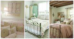 Idee fai da te per arredare la camera da letto in stile shabby chic ...