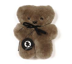 Baby Flatout Bear latte - vente en ligne du roi des doudous http://www.thelittlefactory.fr/flatout-bear.htm
