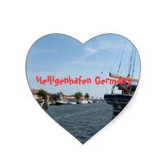 Heiligenhafen Germany Stickers