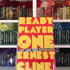 What is your favorite book to movie? Im so excited to see the Ready Player One movie and am willing to make a deal with @wbpictures If they sent me to the  premier I would totally attend in full 80s style. Can you imagine? #80scosplay and I would rock it like a hurricane.  Day 12: #allthebooksjan {2018 movie adaptation}  #crownpublishing #readyplayerone #ernestcline #bookishrainbow #booktomovie #rainbowbooks #bookshelves #shelfie #library #tbr #bookstagrammer #epicreads #fiercereads…