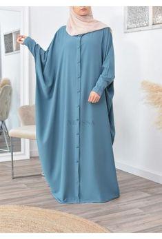 Niqab Fashion, Modest Fashion Hijab, Fashion Outfits, Muslim Women Fashion, Islamic Fashion, Hijab A Enfiler, African Fashion Traditional, Hijab Style Dress, Beautiful Pakistani Dresses