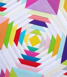 9 Pineapple Quilt Blocks and Free Quilt Patterns | Paper piecing ... : pineapple block quilt pattern - Adamdwight.com