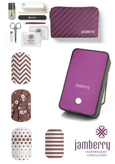 Hook yourself up ! Jamberry mini heater, application kit with cuticle oil, and buy 3get 1 free nail wraps. Everything you need for a perfect Jamicure