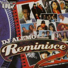 Reminisce Mixtape CD Mixed - DJ Alemo